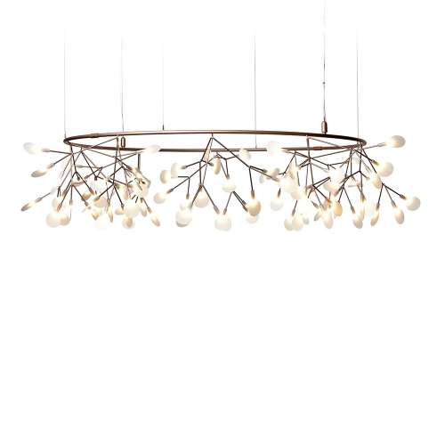 LAMPA MODEL 160 inspirowana heracleum endless