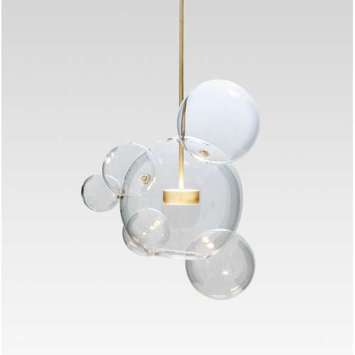 LAMPA MODEL 215 inspirowana BOLLE CHANDELIER LIGHT