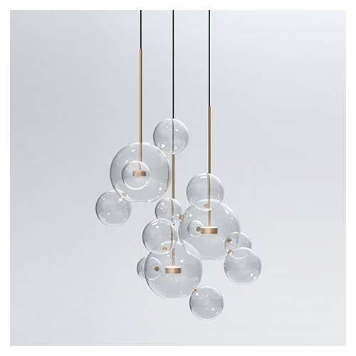 LAMPA MODEL 216 inspirowana BOLLE CHANDELIER LIGHT