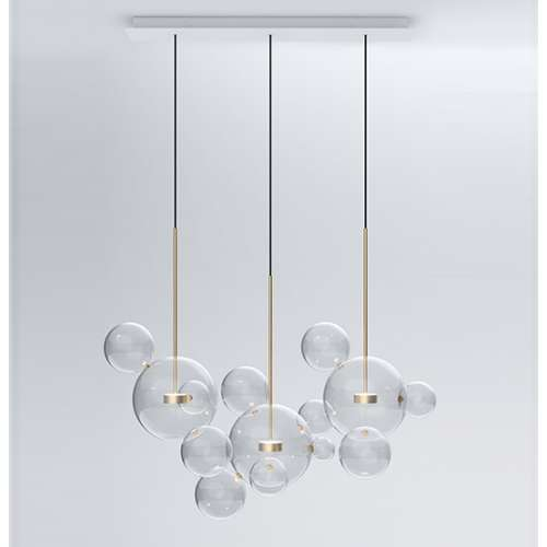 LAMPA MODEL 218 inspirowana BOLLE CHANDELIER LIGHT