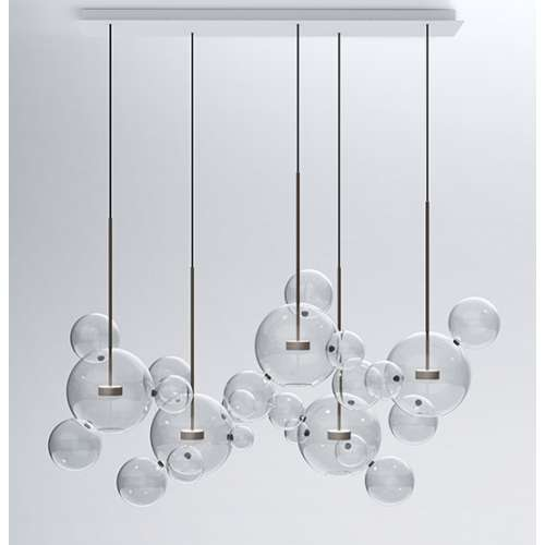 LAMPA MODEL 219 inspirowana BOLLE CHANDELIER LIGHT