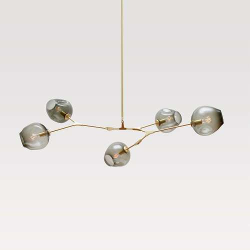 LAMPA MODEL 122 inspirowana Branching Bubbles