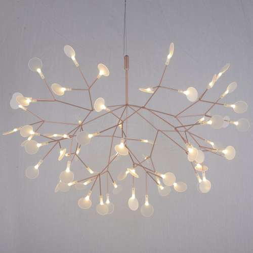 LAMPA MODEL 143 inspirowana heracleum endless
